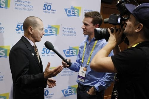 Amsterdam chosen to be the next host for CES Unveiled