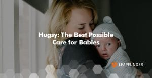 Hugsy, the Dutch startup that lets parents have a good night's sleep