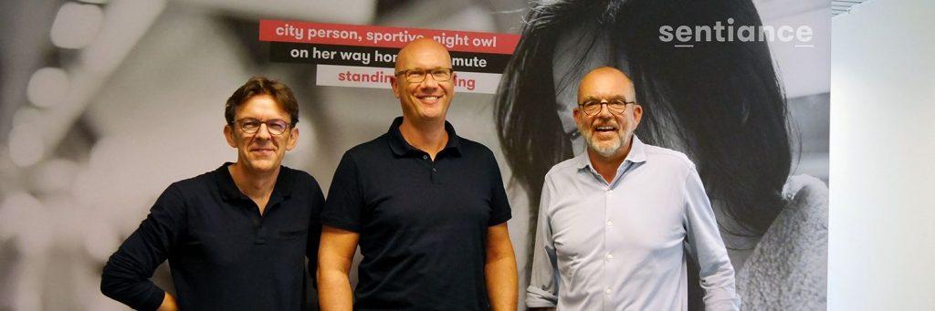 Belgian software startup Sentiance banks €8M from Volta Ventures and KPN Ventures