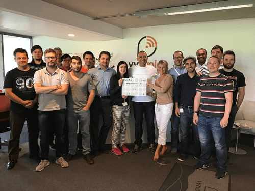 How Luxemburg's StartUp Europe-winner vyzVoice wants to become the cloud platform for Internet of Everything
