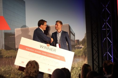 This Dutch cybersecurity startup won the Equinix 'shark tank'