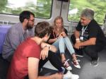 Hackatrain back on track to improve rail passengers' customer journey