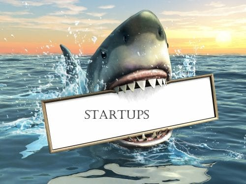 These promising Dutch startups battle in a 'shark tank' for international fame
