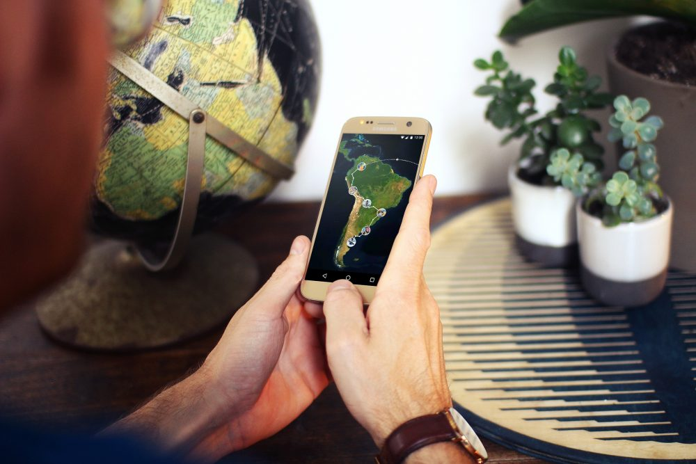 Fast-growing Dutch travel blogging app Polarsteps closes €900k seed round