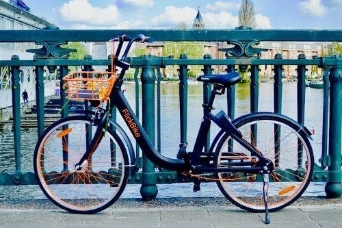 Startups FlickBike and Urbee set the stage for e-bikes in Amsterdam