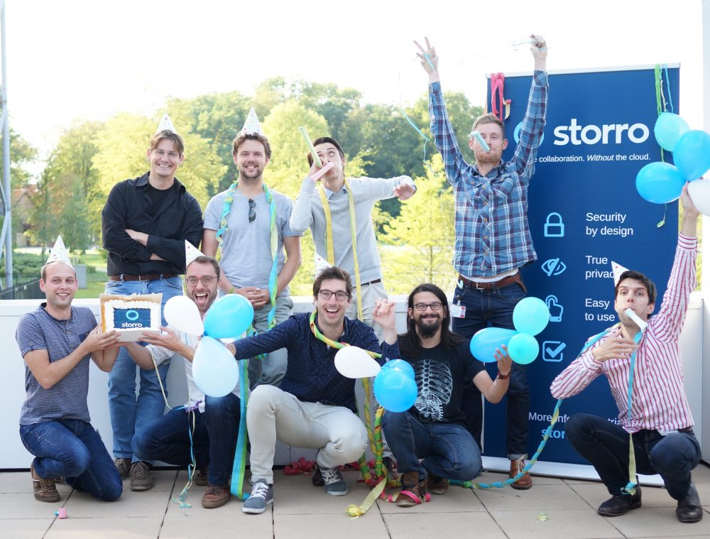 Secure sharing made easy: an interview with Storro, winner of the EIT Digital Challenge 2015