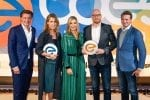 Jouk Pleiter (Backbase) wins the LOEY Award 2017, Danique Wiltink (Nimbles) grabs Talent Award