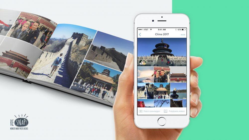 Albelli acquires Dutch AI-startup ReSnap, to simplify composing photo books