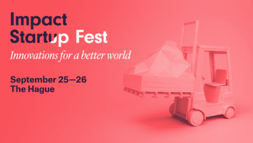 Weekly overview of awesome startup events: Impact Startup Fest, Digital First and Capitalfest 2017