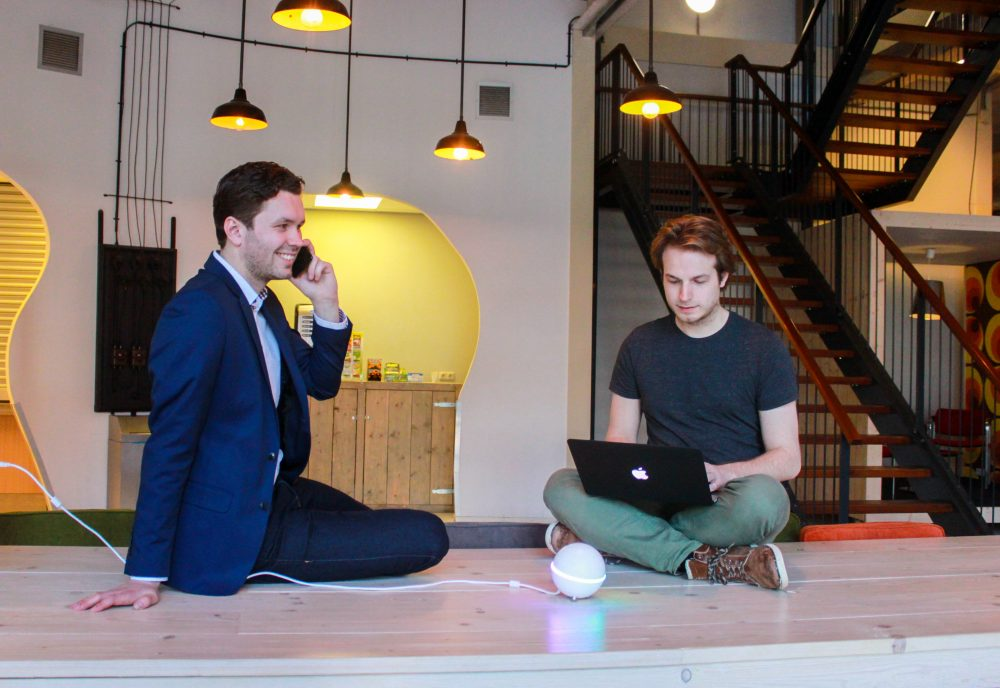 Controlling your entire smart house with Homey: an interview with Stefan Witkamp, co-founder of Athom