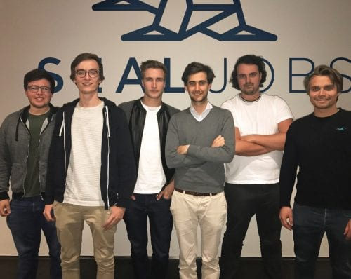 """Antwerp-based HR-tech startup Seal Jobs' app is the """"Tinder for jobs"""""""