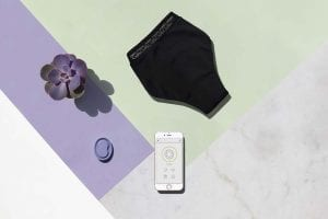 This Dutch 'femtech' startup battling urine loss raised $3M to put sensors in your panties