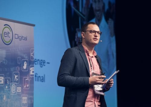 How to become a European scaleup according to EIT Digital Challenge's Dominik Krabbe