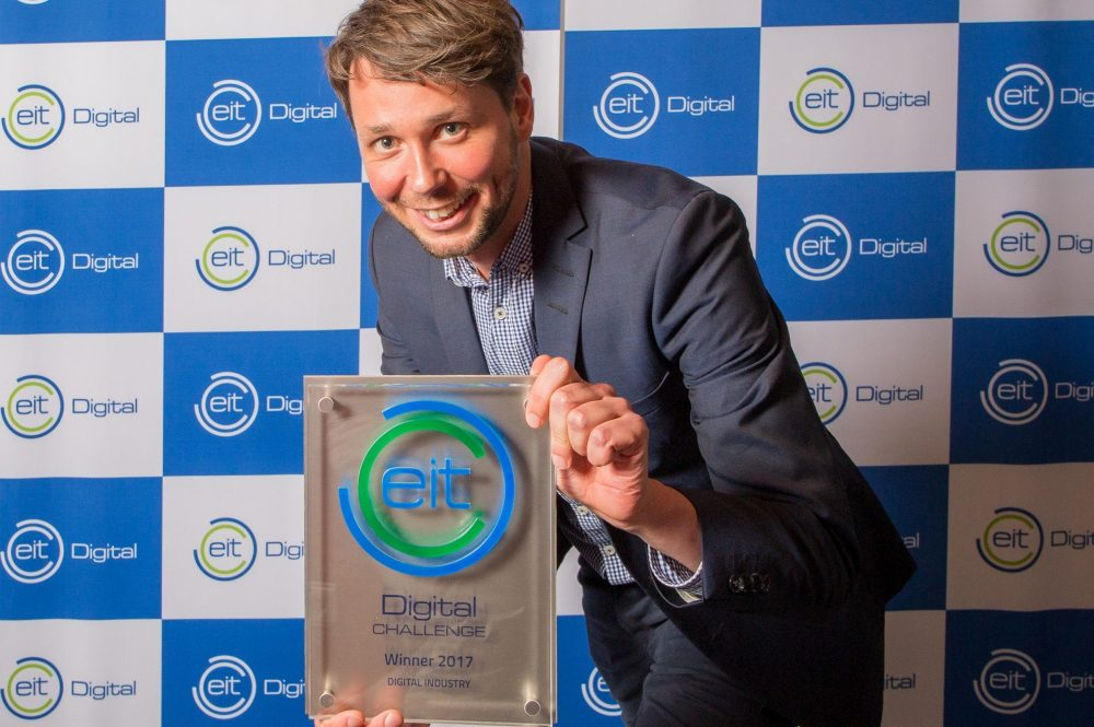 EIT Digital Challenge 2017 winner Trinckle is aiming to change the 3D printing industry