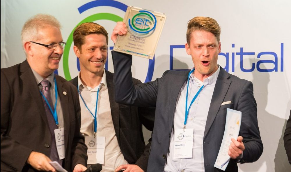 Keep an eye out in 2018 for these five upcoming deep tech ventures : the EIT Digital Challenge winners