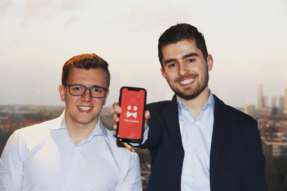 Dutch HR-tech startup Flex-Appeal raises €600,000 for its employee experience app