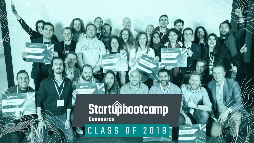 Meet the 10 prolific e-commerce startups selected for Startupbootcamp's Class of 2018