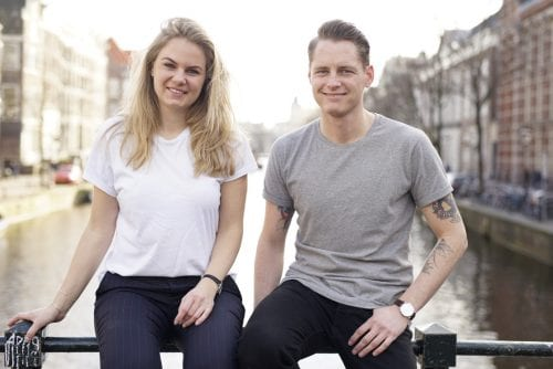 This Amsterdam-based startup brings stain-repellent t-shirts for those who hate doing laundry