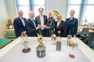 Dutch startup LeydenJar gets €1.5M for its ground-breaking battery technology