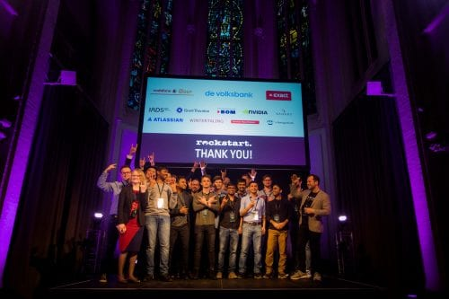 Here are the bright young startups that graduated from Rockstart's first AI track