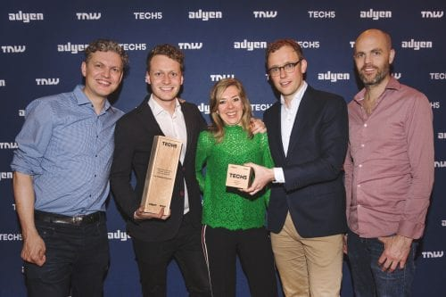 Albert Heijn Rival Alert! This online supermarket just won Netherlands' fastest-growing tech startup award for 2018