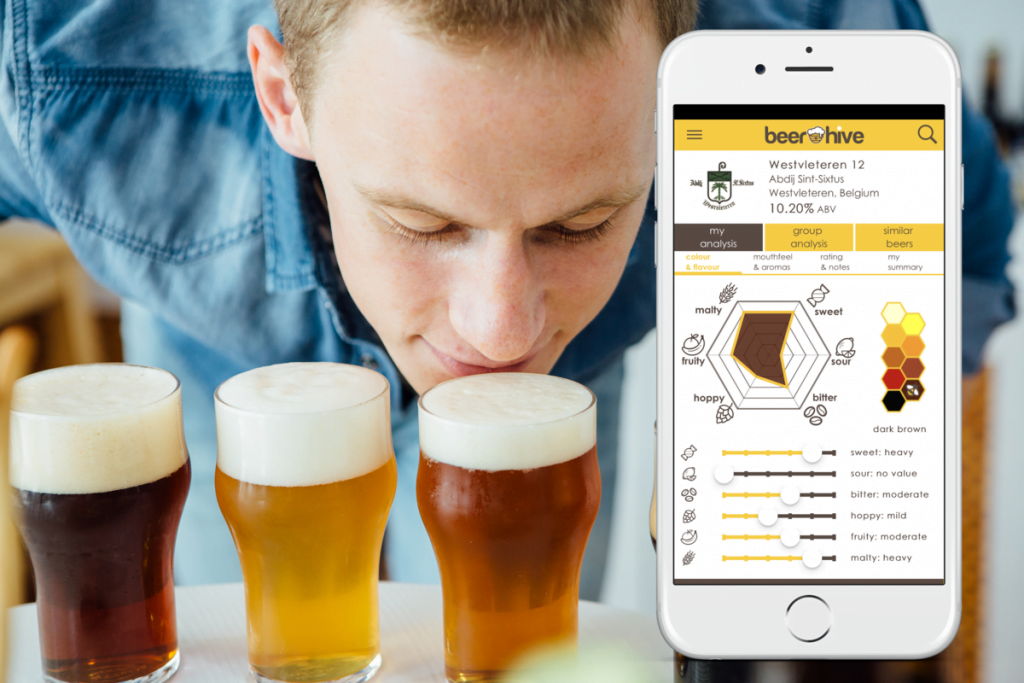 Beerhive: This Belgium app will suggest a beer for you based on your personality