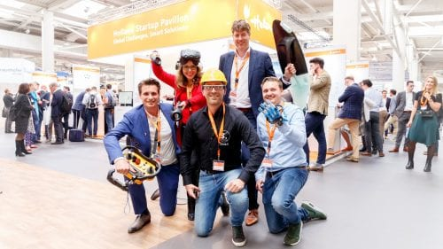 Hannover Messe 2018: 10 brilliant Dutch startups to watch out for in Holland Startup Pavilion