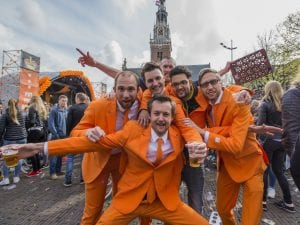 King's Day 2018: 5 great apps that will help you to make most out of Netherland's National Festival