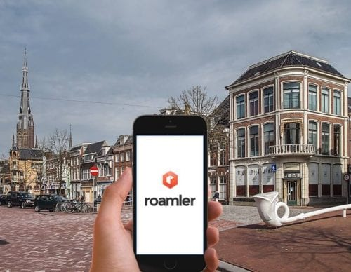 Roamler: A smartphone app that lets you earn extra money in free time