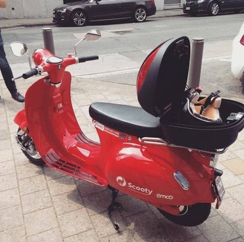 Europcar invests in Belgian startup Scooty: 4 reasons why rental behemoth is investing in sharing startups