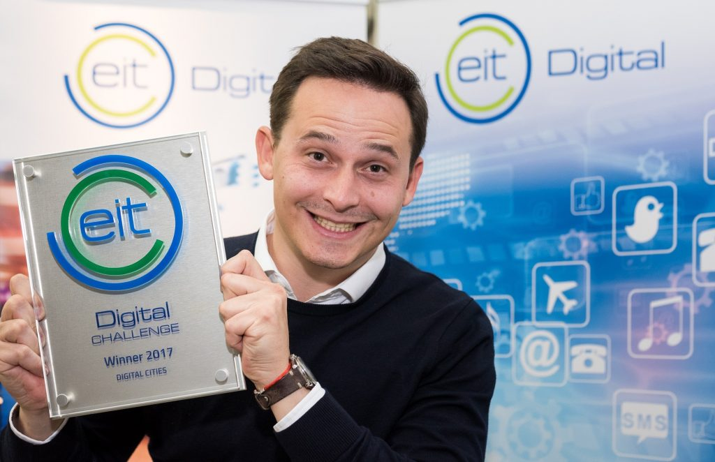 EIT Digital Challenge winner Cleverciti Systems raises $15M funding from Tesla investor