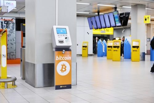Schiphol Airport gets a 'Bitcoin ATM,' collaborates with Dutch startup Beylex
