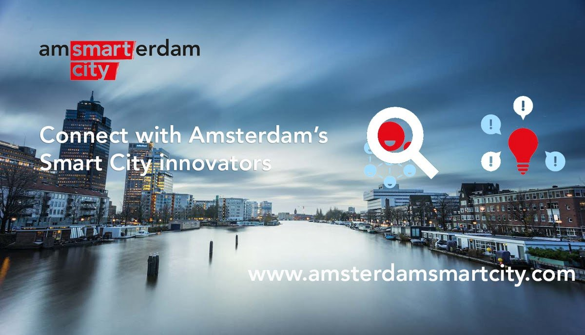 This Dutch scaleup is helping Amsterdam to become a 'Smart City'