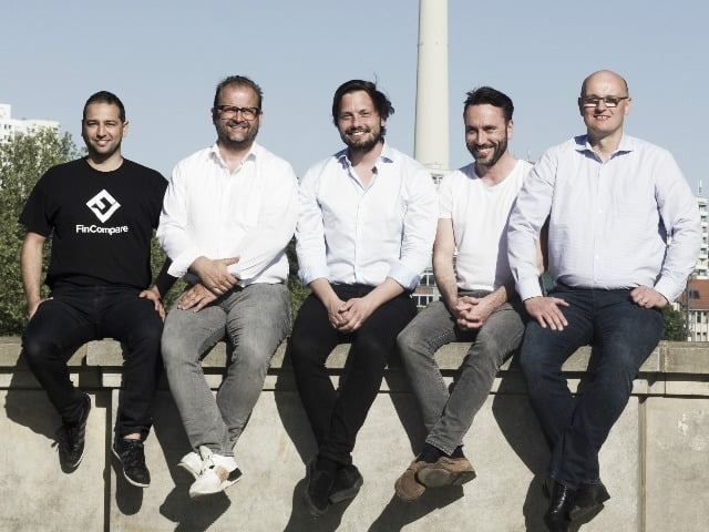 This German fintech startup just got €10M Series A funding, plans to become Europe's leading financing platform