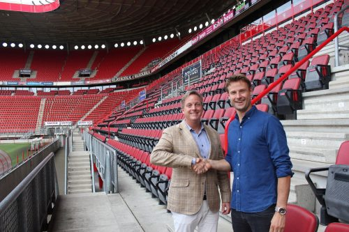 Dutch software startup Safesight working to make FC Twente, Feyenoord safer