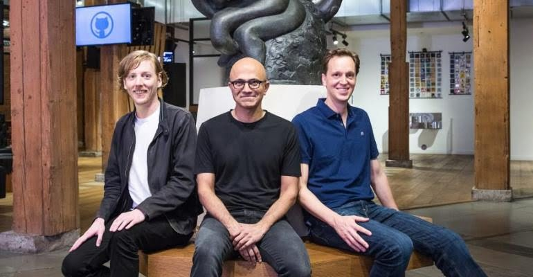 How Microsoft buying GitHub is good news for Dutch startup