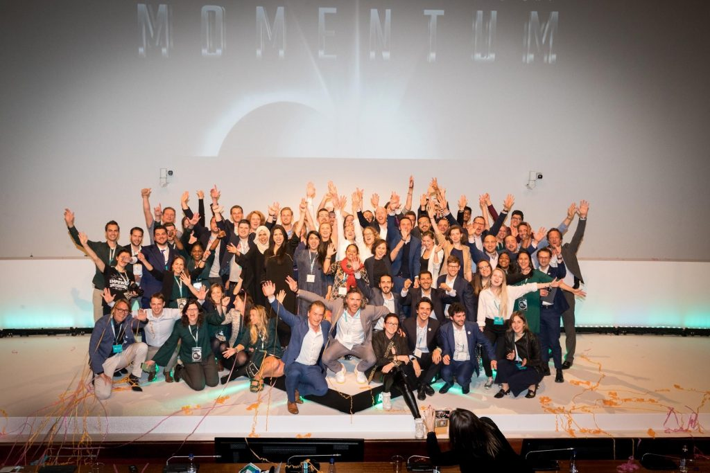 These 4 standout Dutch tech startups are selected for Startupbootcamp Blockchain Program