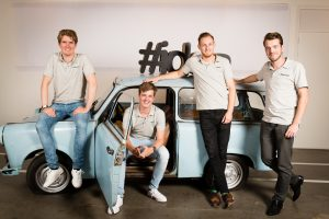 Groningen-based digital receipt startup Klippa raises €250,000 funding, plans expansion in Poland and Switzerland