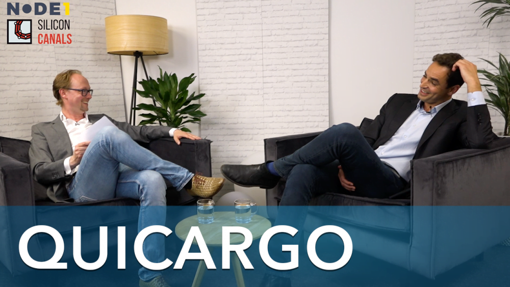 """Digital Waves #1: """"Quicargo is basically a Tinder for trucks – but we go on the date as well"""""""