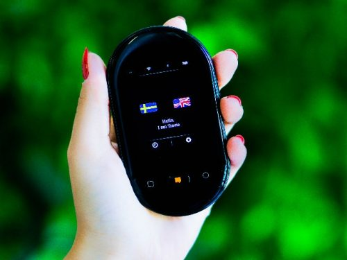 Travis Touch: This instant translator is straight out of future to rival Google Pixel Buds