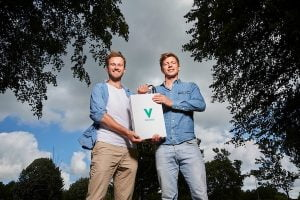 Dutch startup Voltogo unveils first ever removable portable batteries for boats in Amsterdam