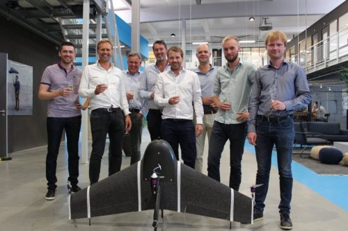 This Delft-based industrial drone startup raises Series A funding for international rollout
