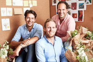 Takeaway.com exec Brent Wissink joins bloomon: How Dutch startup became the Netflix of flowers