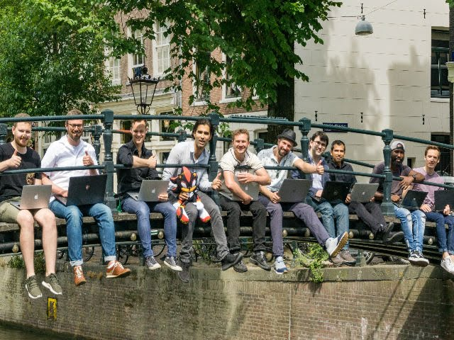 This Amsterdam AI-startup has just secured €1.5M investment to help companies embed AI