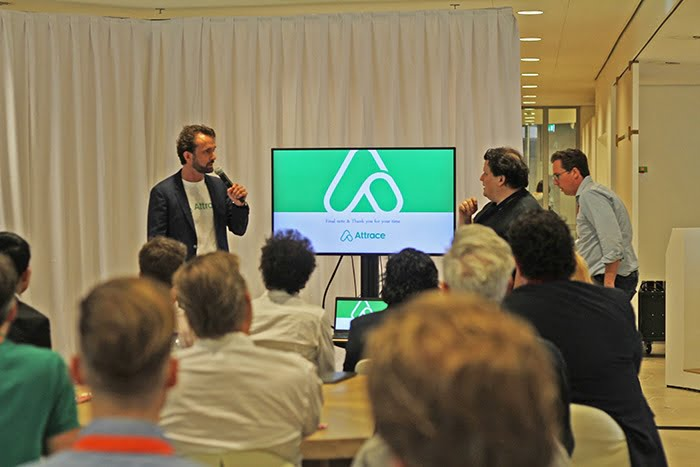 Amsterdam-based blockchain startup Attrace just raised €1M of investment