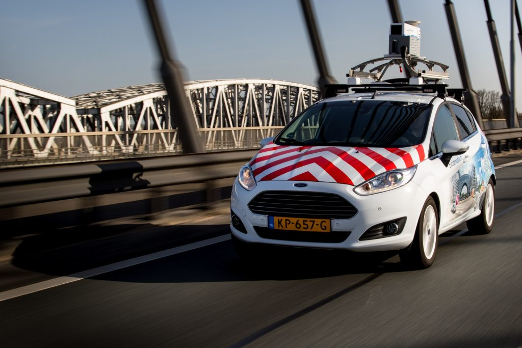 Dutch mapping company CycloMedia Technology receives investment from Volpi Capital