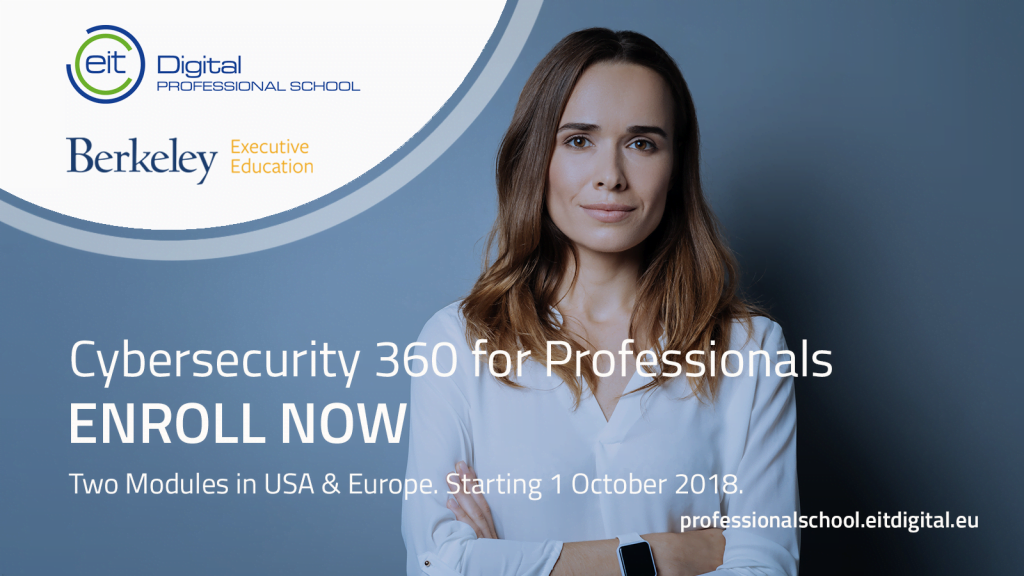 6 key reasons why you can't miss attending the Cybersecurity 360 programme