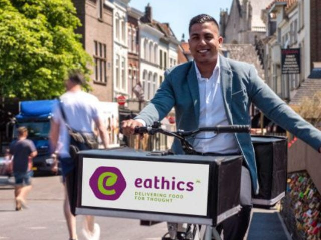 This Dutch meal delivery service focuses on both consumer