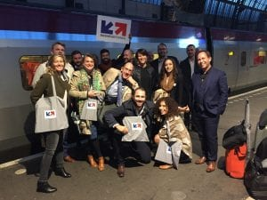 12 innovative French tech startups coming to Amsterdam and Brussels