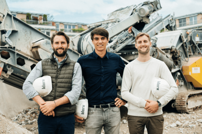 German startup klarx raises €4M funding, aims to transform construction industry digitally
